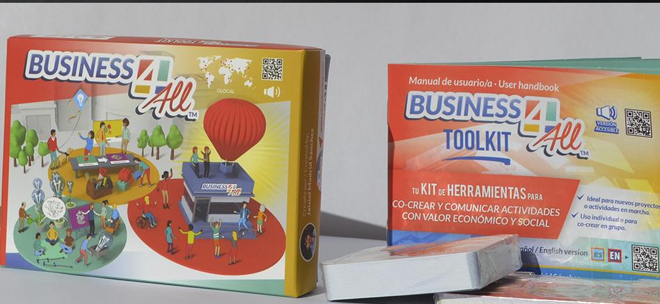 BUSINESS4ALL: una nueva generación de herramientas de apoyo al emprendimiento y la innovación