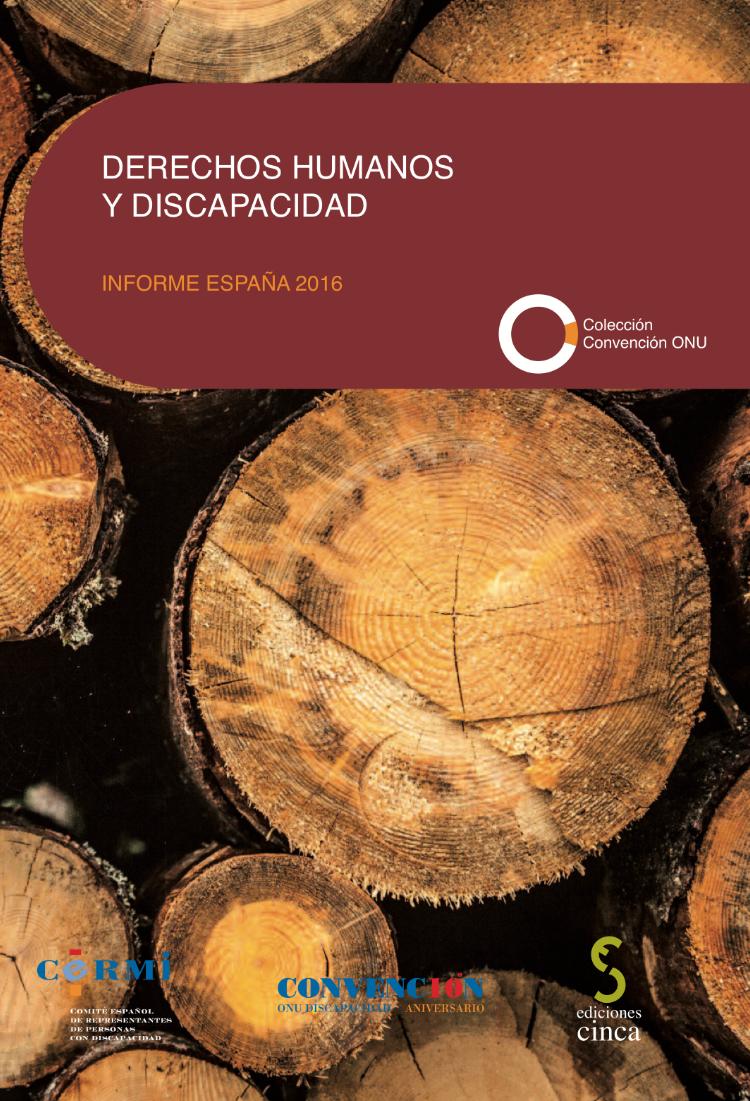 Informe Derechos Humanos y Discapacidad 2016