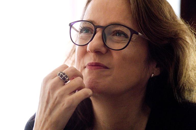 Marta Sanz, escritora