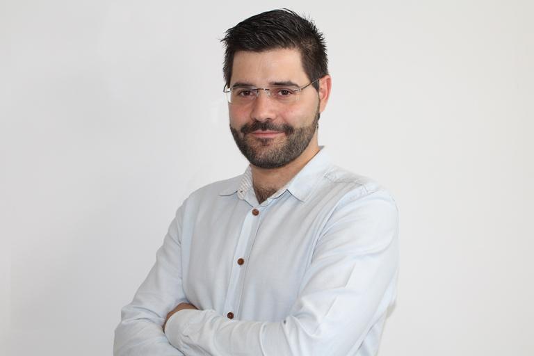 Javier Jiménez, director de Aptent Soluciones