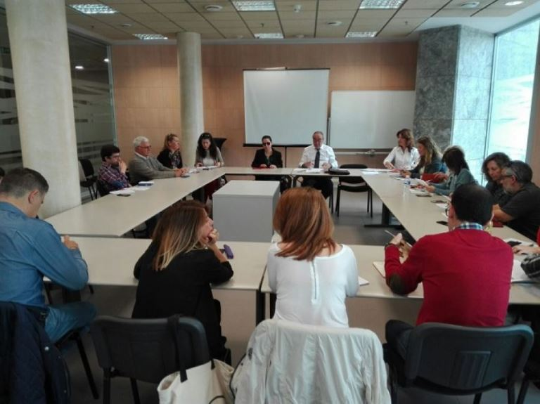 CERMI Andalucía y sus entidades defienden el mantenimiento del modelo estatal de gestión del IRPF de interés social