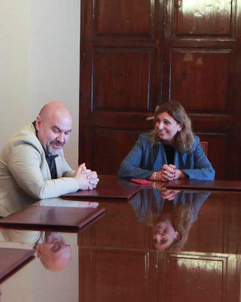 La alcaldesa de Castellón destaca la voluntad de hacer una ciudad más accesible