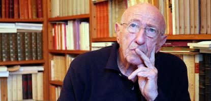 Nicolas Grimaldi,  filósofo