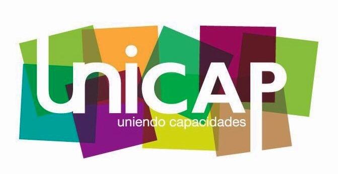 Logo de Unicap, uniendo capacidades