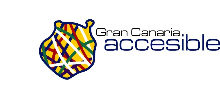 Logotipo de Gran Canaria Accesible