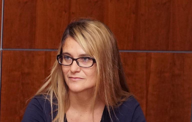 Maria Tussy-Flores, Jefa de la Unidad de Programas Europeos de la Fundación ONCE