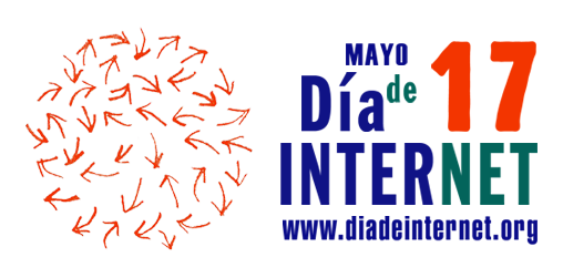 Logotipo del Día de Internet