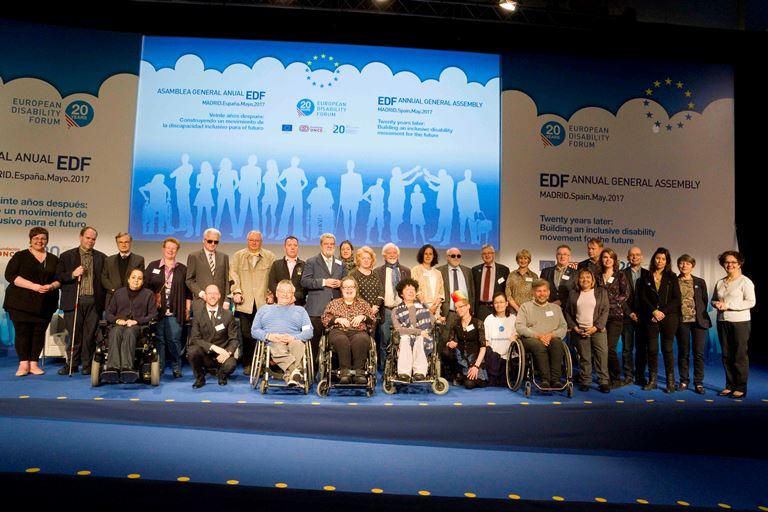 Junta directiva del EDF