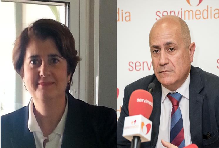 CERMI Región de Murcia, Pilar Morales y José Luis Aedo