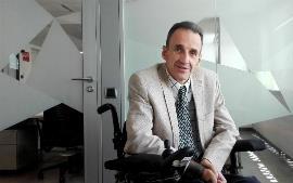 José Ramón del Pino, nuevo presidente de Aspaym Nacional