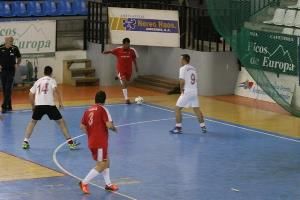 Santander acoge este domingo el triangular de fútbol sala de clausura de la Liga de CERMI Cantabria