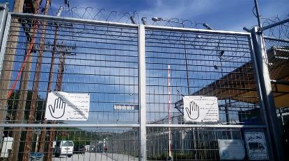 Campo de refugiados de Moria