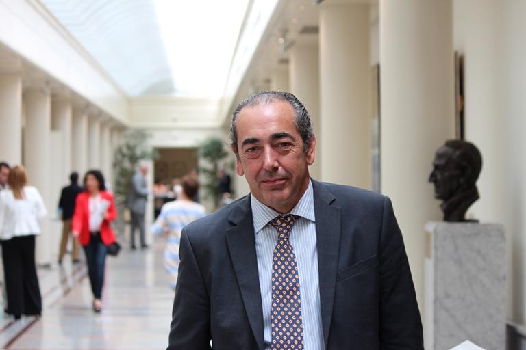 Fernando Goñi, presidente de la Comisión para las Políticas Integrales de la Discapacidad del Senado