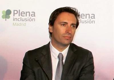 Javier Luengo, director de Plena Inclusión Madrid