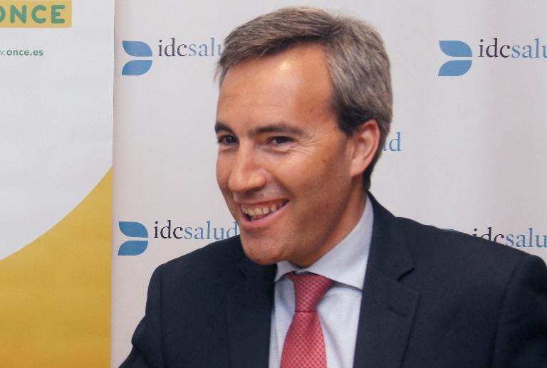 Alejandro Oñoro, consejero delegado de Ilunion