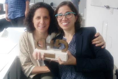 El CERMI premia a Catalina Devandas, de Naciones Unidas, por su trabajo en favor de los derechos de las mujeres y niñas con discapacidad