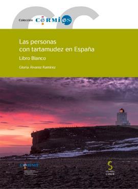Portada del Libro Blanco sobre las personas con tartamudez en España