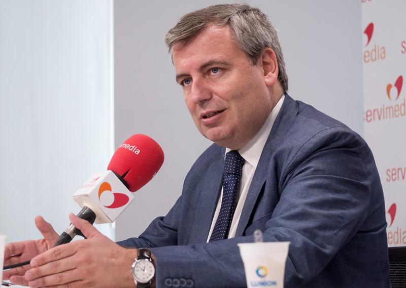 Jordi Xuclà, presidente de la Comisión para las Políticas Integrales de Discapacidad del Congreso de los Diputados