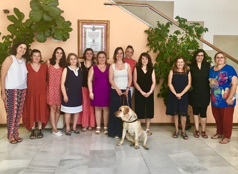 Constituida la Comisión de la Mujer de CERMI Castilla y León