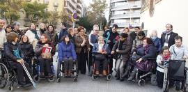 Mujeres con discapacidad de la asociación 'Dones no Estàndards' (foto: 'Dones no Estàndards')