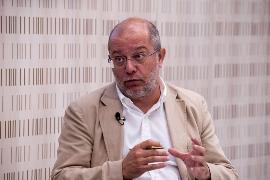 Francisco Igea, portavoz de la Comisión de Sanidad y Servicios Sociales de Ciudadanos en el Congreso de los Diputados