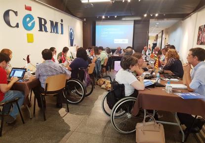 Los CERMIS abordan las incertidumbres derivadas del cambio de modelo de reparto de los fondos del 0,7% del IRPF