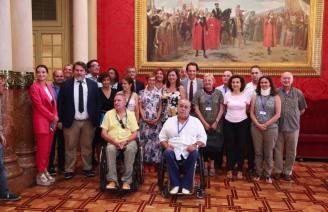 CERMI Islas Baleares celebra la aprobación de la Ley de accesibilidad, que recoge reivindicaciones históricas