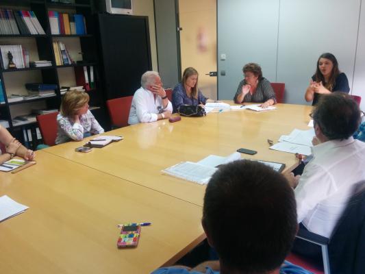 CERMI Asturias se reúne con la Consejería de Servicios Sociales con motivo de la financiación de IRPF