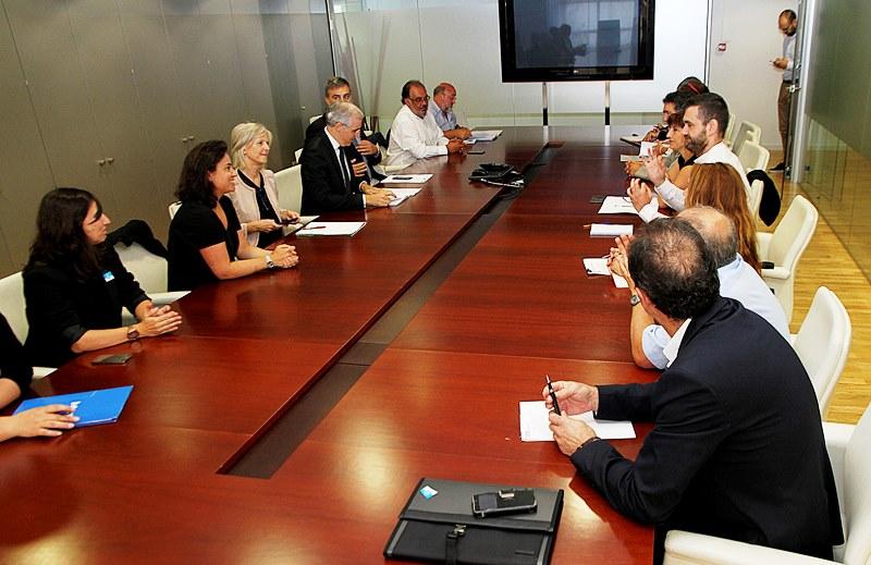 Galicia. Conde avanza en una reunión con CERMI mejoras para este año en las ayudas