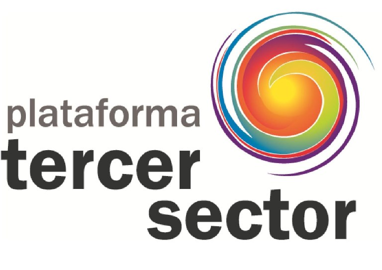 Logotipo de la Plataforma del Tercer Sector