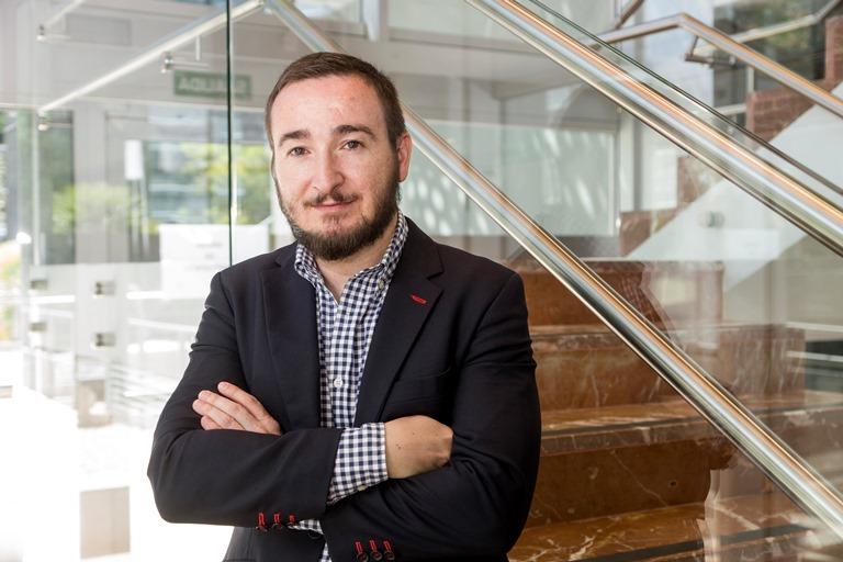 Gregorio Calvente, asesor del ministro de Asuntos Exteriores y Cooperación