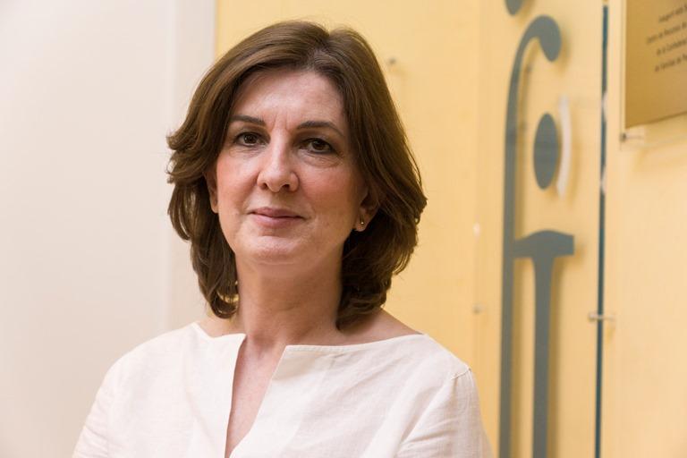 Carmen Jáudenes, coordinadora de la Comisión de Educación del CERMI Estatal