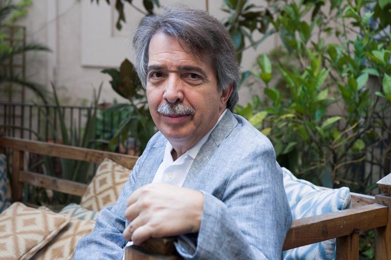 Xavier Pericay, escritor y político