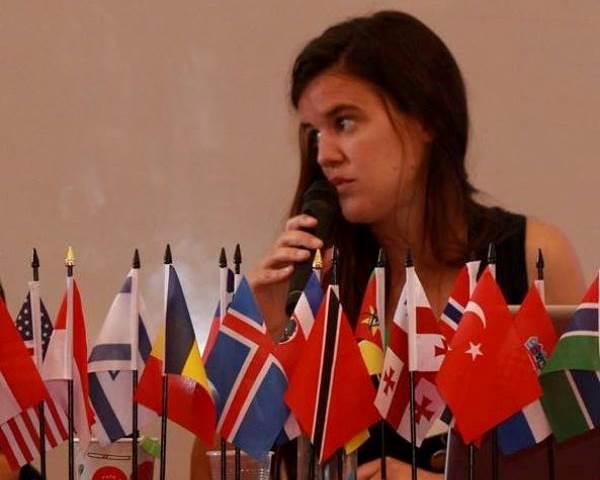 María Laura Serra, doctora en Derechos Humanos e investigadora de las situaciones de opresión y de discriminación de las mujeres con discapacidad