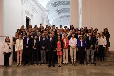 El Consell encabeza la firma del primer Pacto Valenciano contra la Violencia Machista