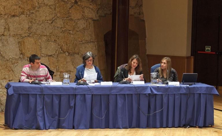 Inauguración de la jornada 'Diseñando ciudades y pueblos para todas las personas' de Oviedo