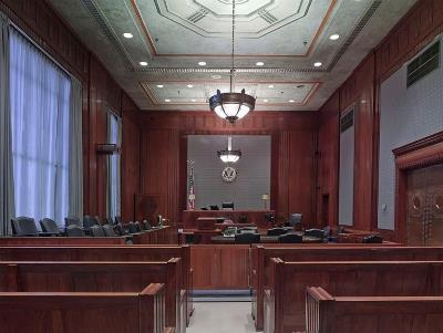 Detalle de un tribunal