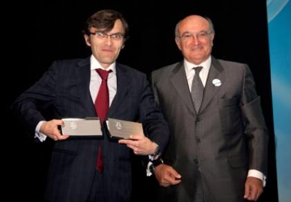 El CERMI recoge el galardón de la Abogacía Española