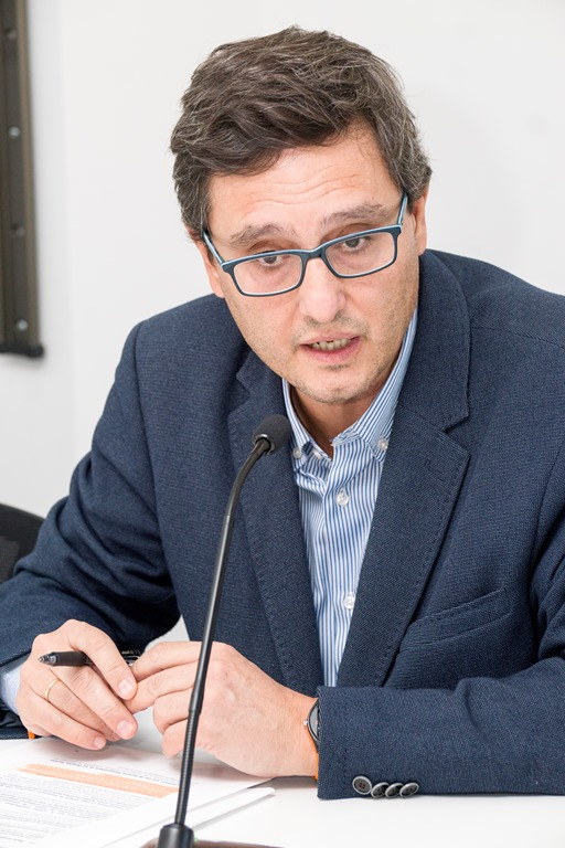 Tomás Marcos, Senador autonómico y Diputado en la Asamblea de Madrid de Ciudadanos