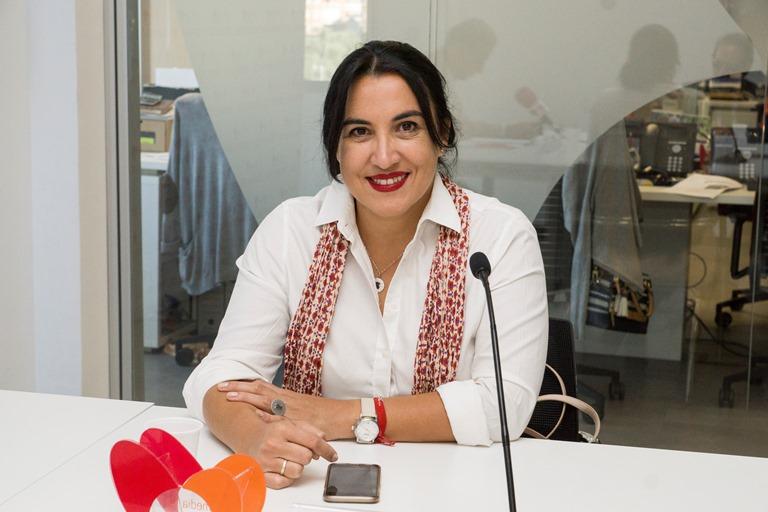 Mónica Silvana, secretaria PSOE Movimientos Sociales y Diversidad