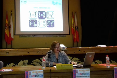 Imagen de las Jornadas sobre Discapacidad que organiza el Ayuntamiento de Reocín