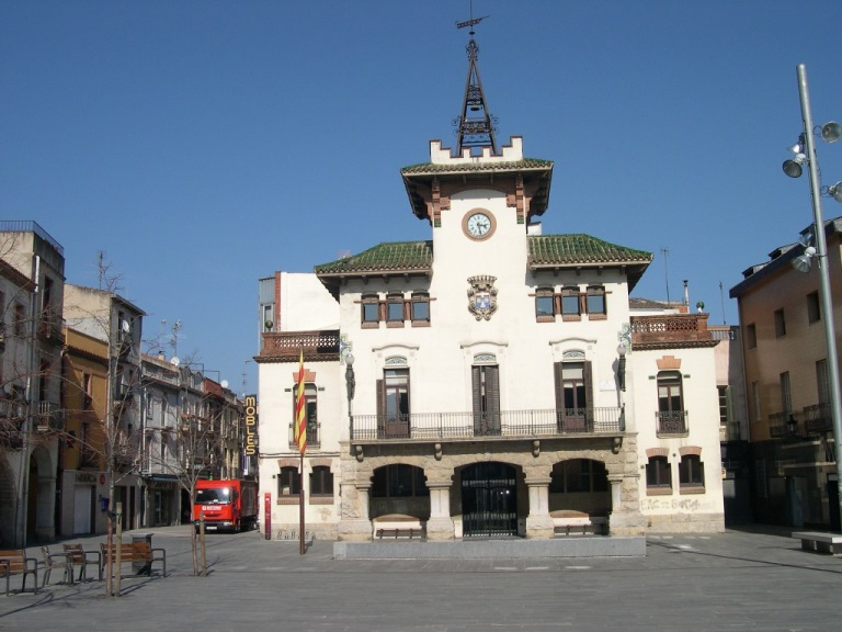 Casa de la Villa de Sant Celoni