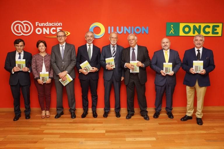 Presentación de la obra colectiva 'La dimensión social de la fiscalidad: discapacidad, tercer sector y mecenazgo. Estudios en homenaje a Miguel Cruz'