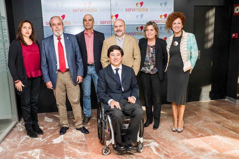 El CERMI presenta 'Las personas con tartamudez en España', un Libro Blanco que refleja la realidad de unos 800.000 españoles