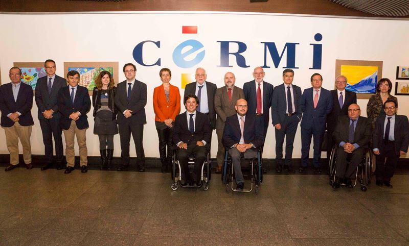 La Fiscalía General del Estado y CERMI firman un nuevo convenio para avanzar en la igualdad de derechos de las personas con discapacidad