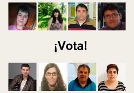 Candidatos a la renovación de Gadir