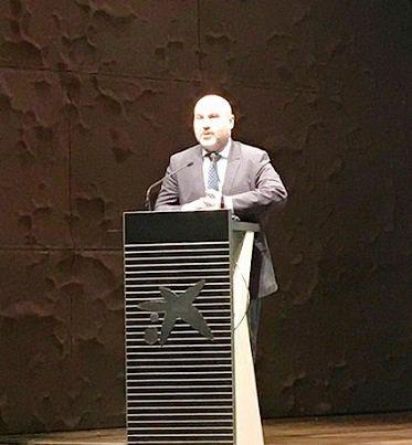 Luis Cayo Pérez Bueno, presidente del CERMI
