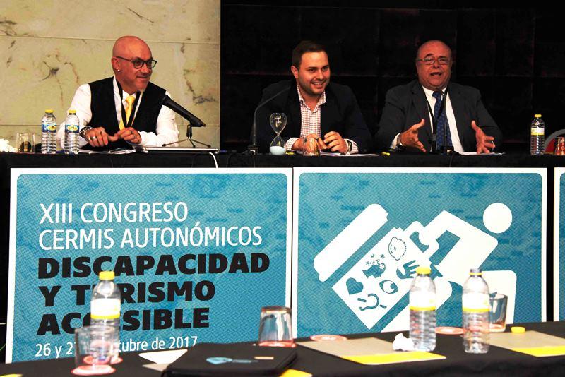Clausura del XIII Congreso de CERMIS Autonómicos