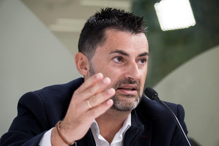 Eduardo Abad, secretario general de UPTA (Unión de Profesionales y Trabajadores Autónomos)