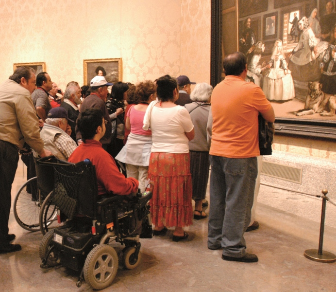 Museo accesible